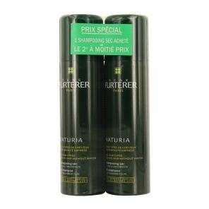 René Furterer naturia shampooing sec 2x150ml