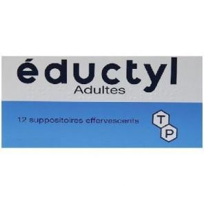 Eductyl 12 suppositoires