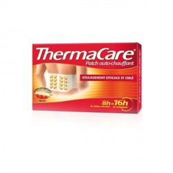 Thermacare Dos - 4 patchs chauffants