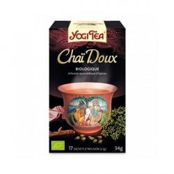 Yogi tea chai doux 17 sachets