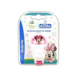 Dodie Disney Baby Attache-Sucette Ruban