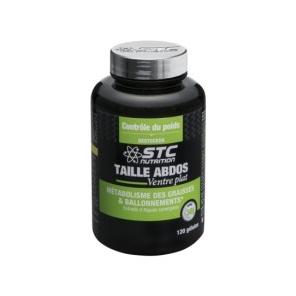 STC Nutrition Taille Abdos Ventre Plat 120 gélules