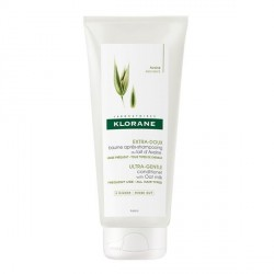 Klorane baume après-shampooing lait d'avoine 200ml