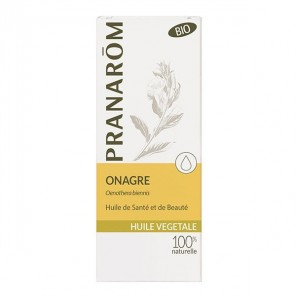 Pranarom huile végétale onagre 50ml