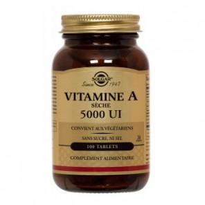 Solgar Vitamine A 5000 UI