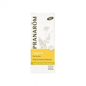 Pranarom Carotte huile végétale 5ml