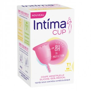 INTIMA CUP FLUX REGULIER T1