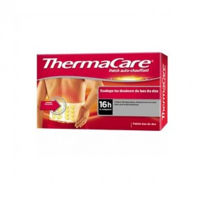 THERMACARE PATCH CHAUFFANT 2 DOS