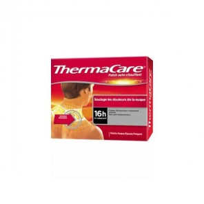 THERMACARE PATCH CHAUFFANT 2 NUQUE